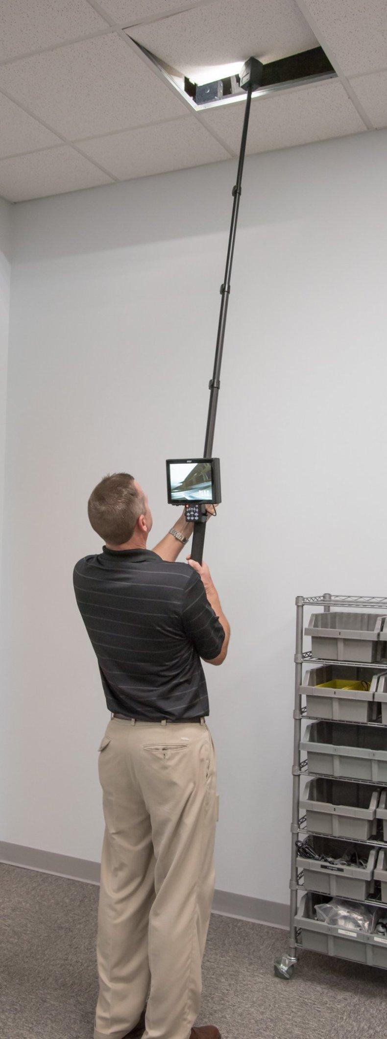 VPC 2.0 DeluxeVideo Pole Camera