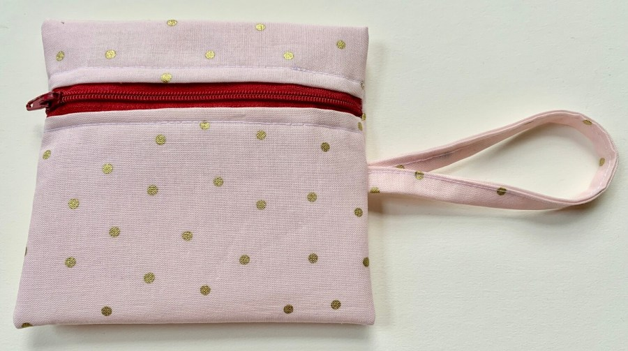 Coin Purse - Blush Pink