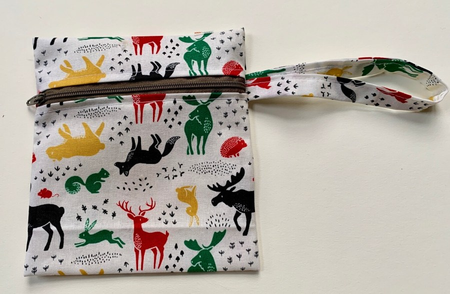 Coin Purse - Forest Theme