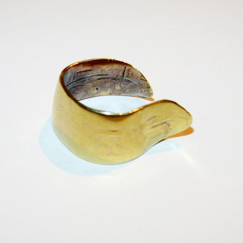 N-OB1 onglet de pouce bronze 00175