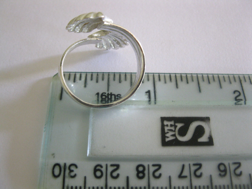 Idea of ring size in inches