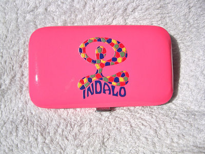Lucky Indalo manicure set ~ strawberry crush
