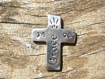Cross of Grace ~ pocket