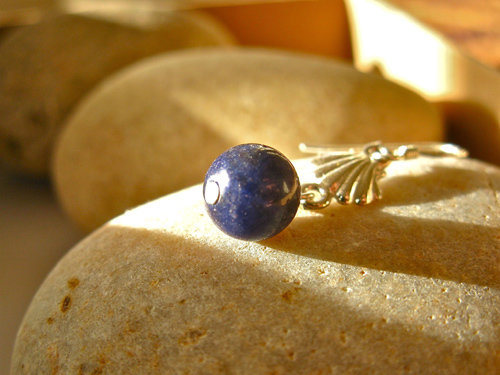 Sodalite - said to have a calming influence