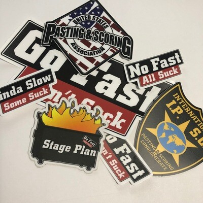 GFDS Sticker Pack