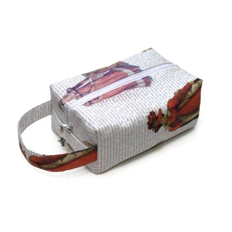 Jane Austen - Pride and Prejudice - Regular Box Bag JaneAustenPandP-RB