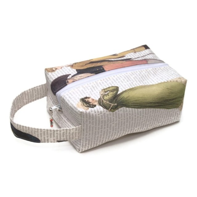 Jane Austen - Persuasion - Regular Box Bag JaneAustenPersuasion-00064