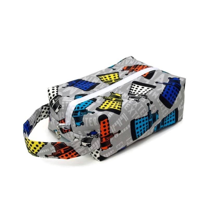 Whovian - Dalek - Regular Box Bag Dalek-00089