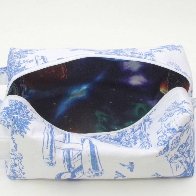 Star Trek Toile - Regular Box Bag