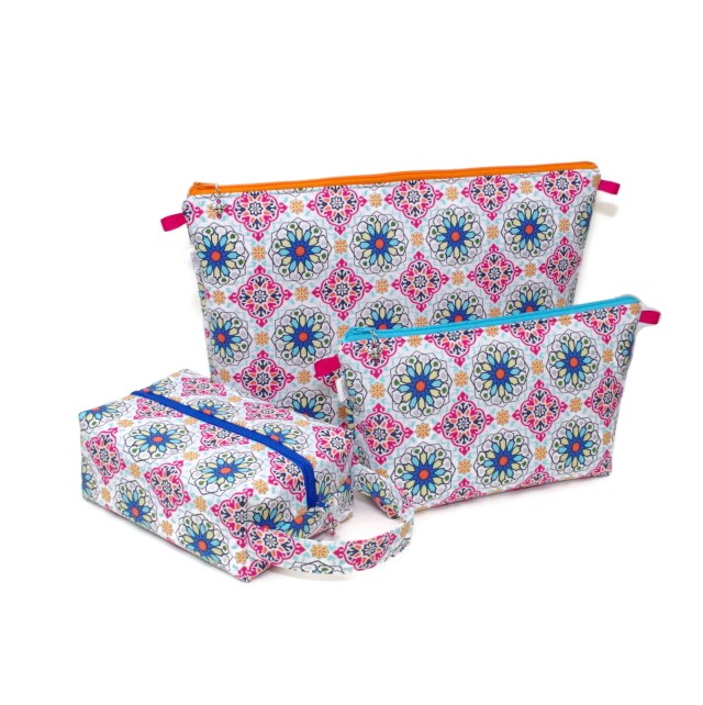 Kaleidoscope - Regular Box Bag