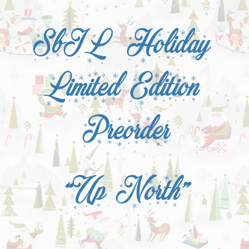 SbJL Limited Edition - 2018 Holiday Preorder - Up North UpNorth