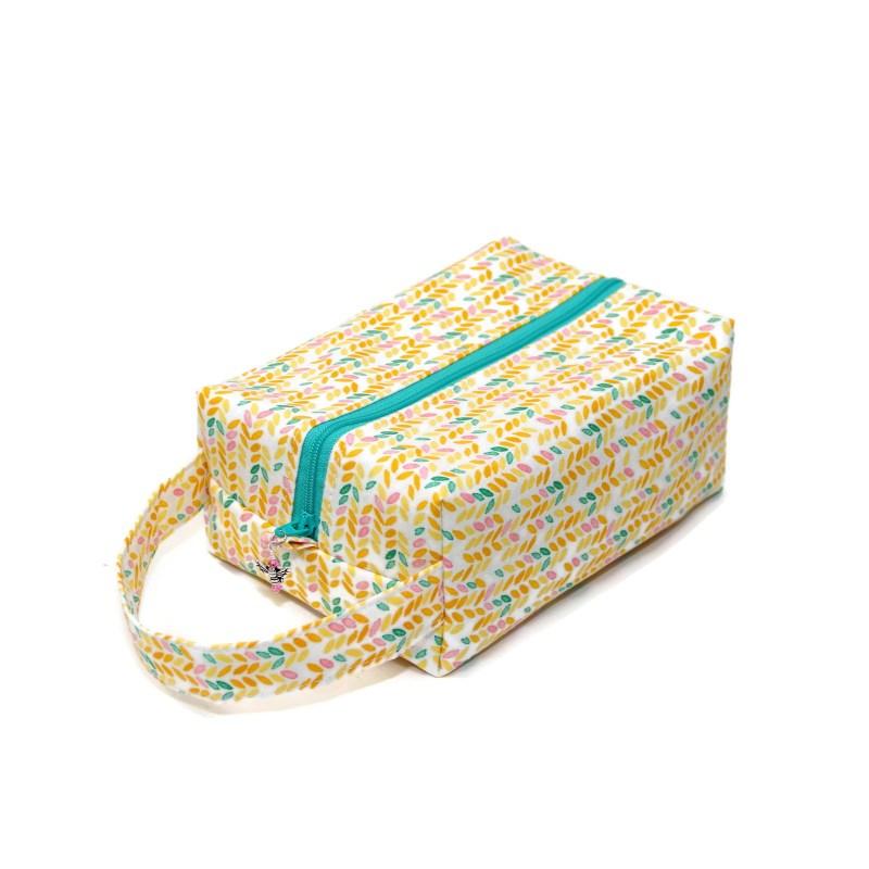 Knit Stitch in Peach - Regular Box Bag KSPeach-RB