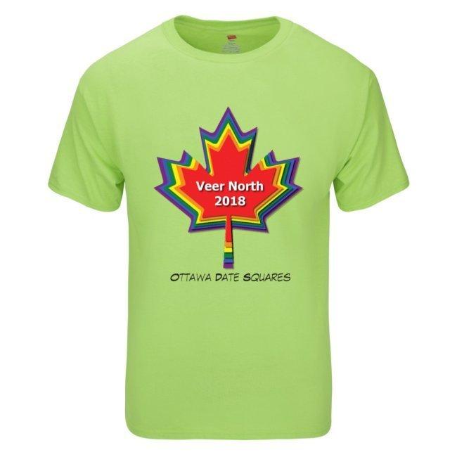 Veer North T-Shirt VN-TShirt