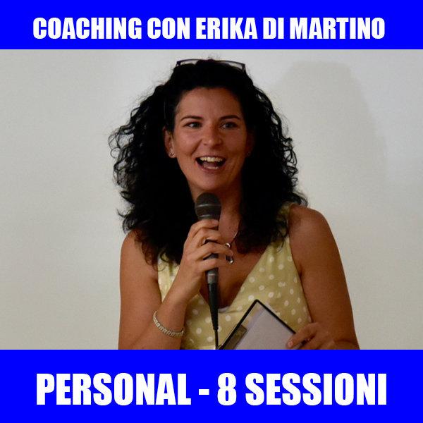 "Coaching Platinum ""Personal"" 00018"