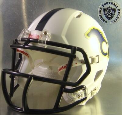 Cypress Ranch Mustangs HS 2012 with navy stripe (TX)