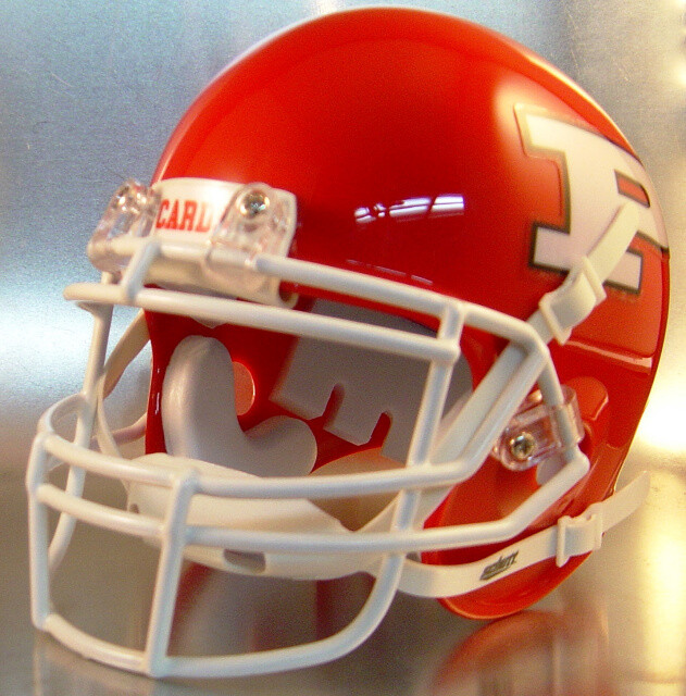 Pottsboro Cardinals HS 2006-2009 (TX) (mini-helmet)