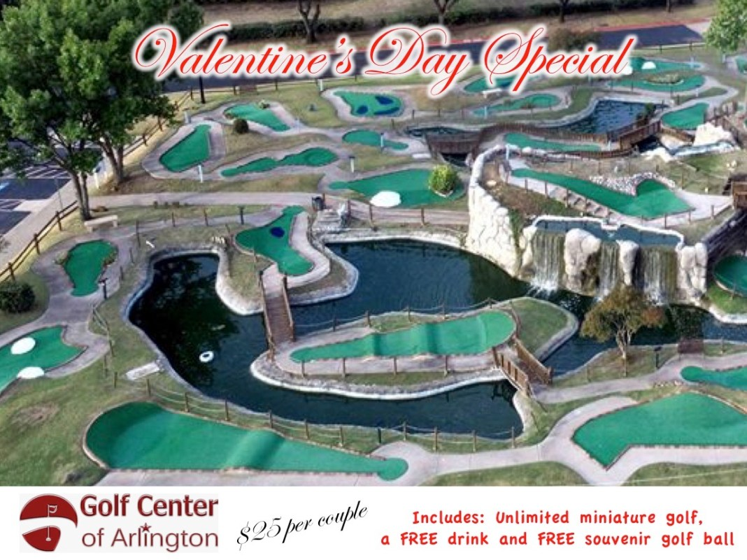 Valentine's Special - Miniature golf for two 00004