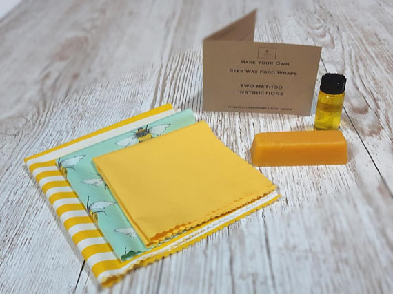 Beeswax wrap Kit 00003
