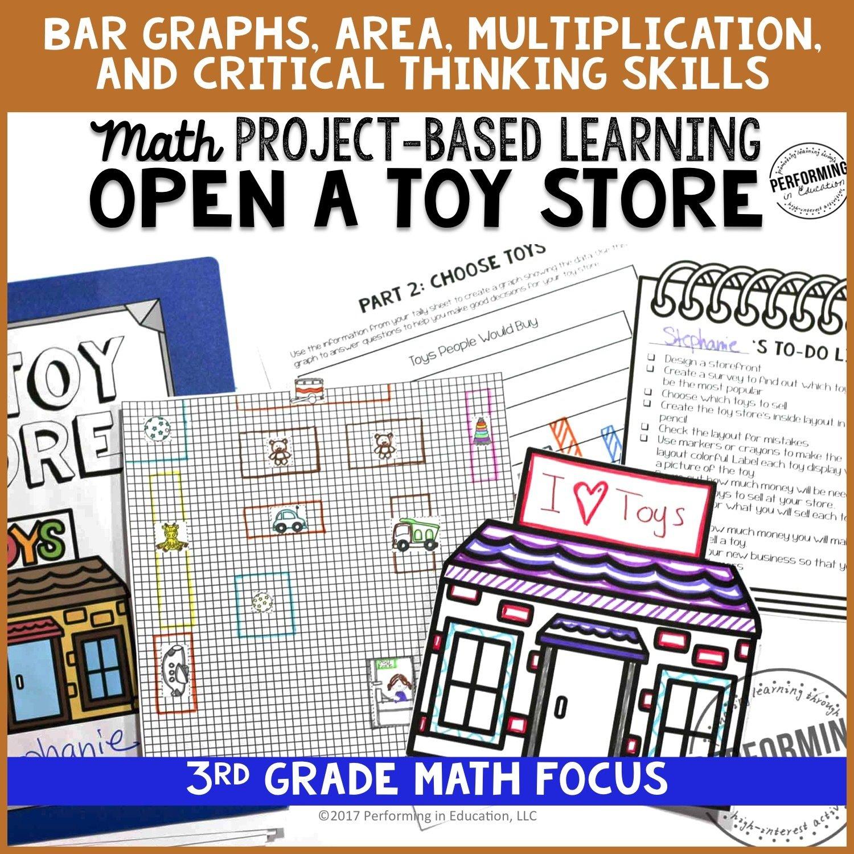 Bar Diagram 3rd Grade Math Multiplication