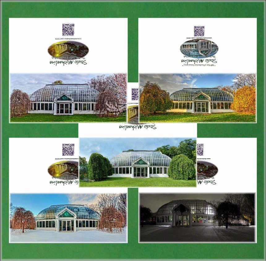 House of Glass:Five Seasons Greeting Cards Set # 1 HG0000CARDS1