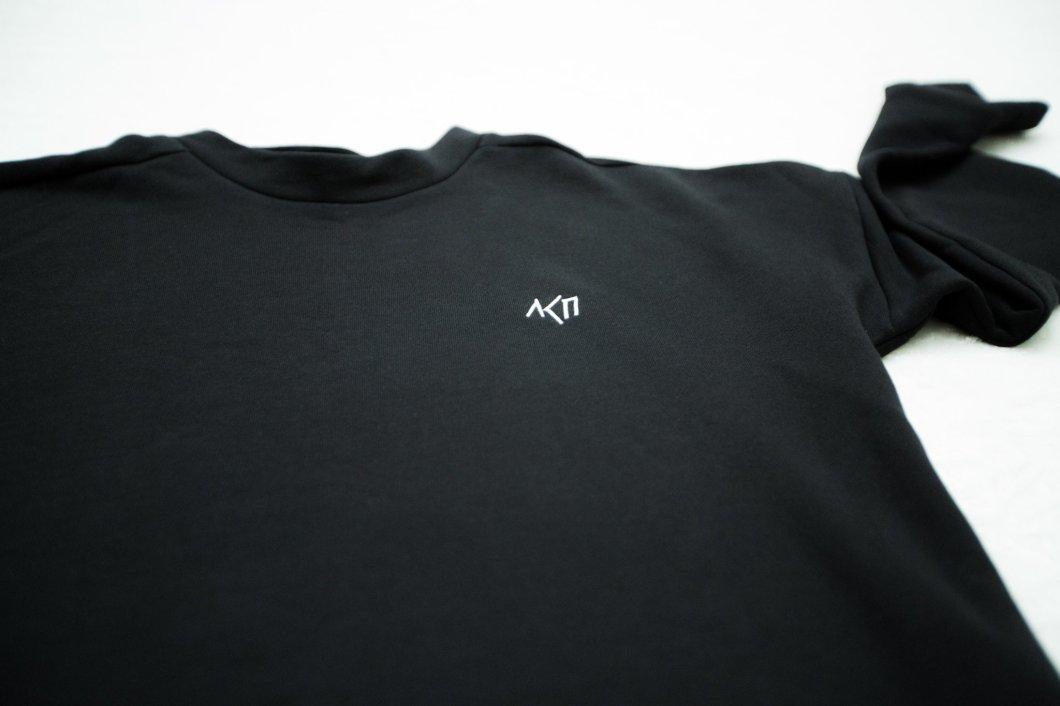 Свитшот «ЛСП Black» Размер XS