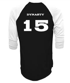 DYNASTY LUXURY BASEBALL SHIRT