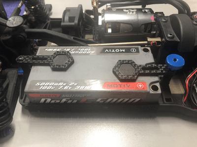 B64 Flex Battery Strap