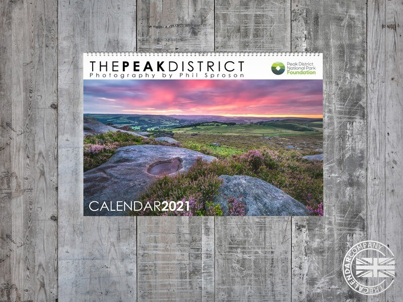 Peak District Calendar 2021