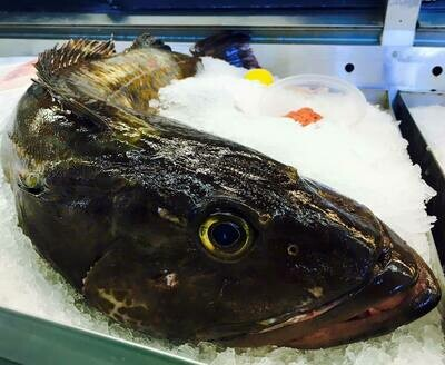 Wild Caught Lingcod (10 portions)