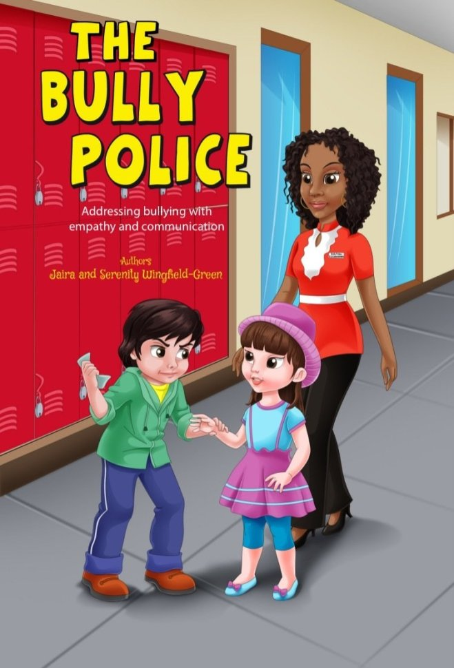 The Bully Police Book