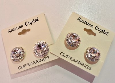 Australian Crystal Performance Earrings