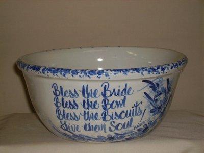 Bride Bowl