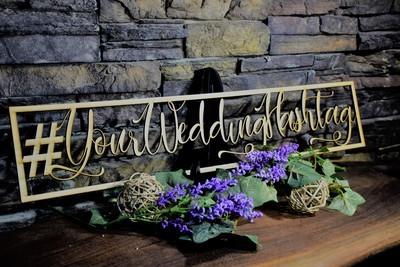 Your Wedding Hashtag