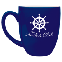 16oz Ceramic Bistro Mug