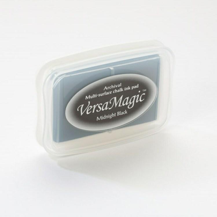 Encreur VersaMagic multi-surface - Midnight Black
