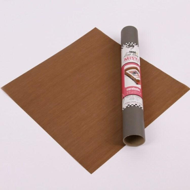 Tapis anti-adhérant et anti-chaleur Memory Misti 31x31 cm