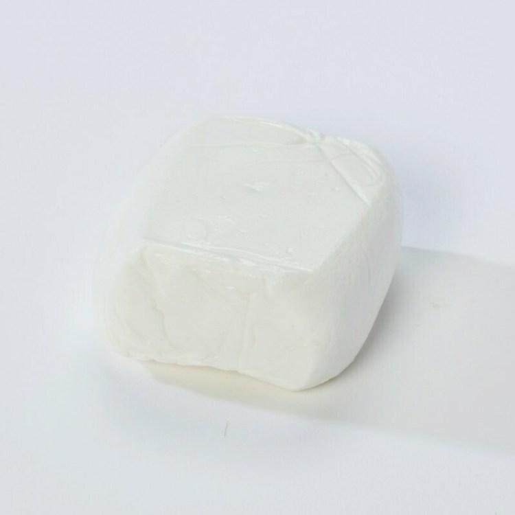 Pâte de modelage sans cuisson WePam blanche - 145 g
