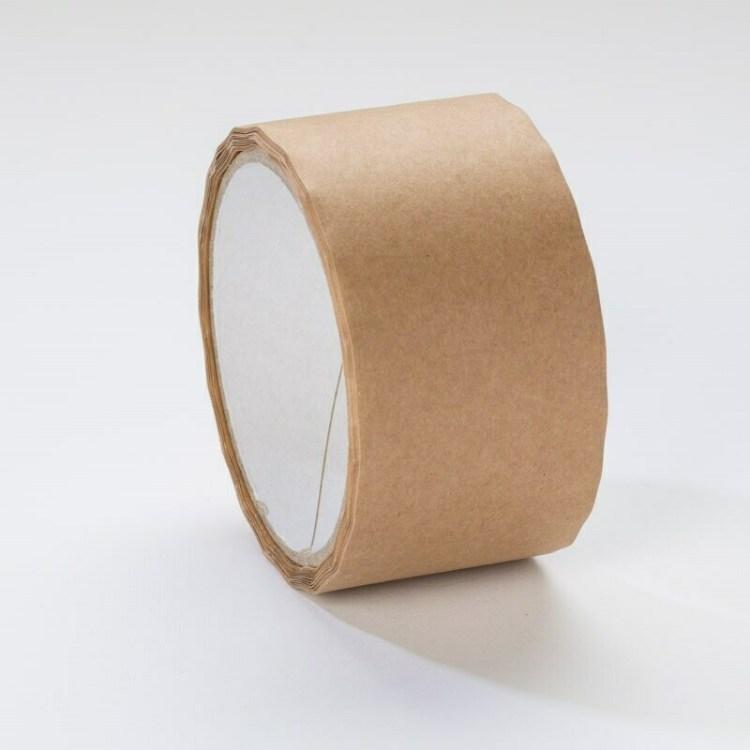 Kraft gommé 50 mm - 10 m