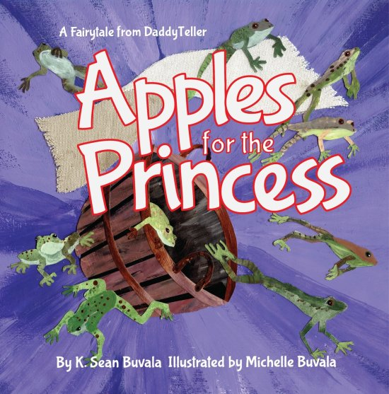 Apples for the Princess (Book)
