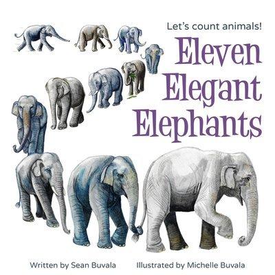 Eleven Elegant Elephants