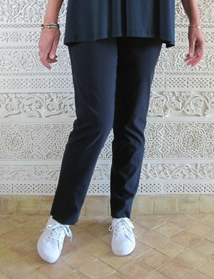 Robell Marie Trousers navy
