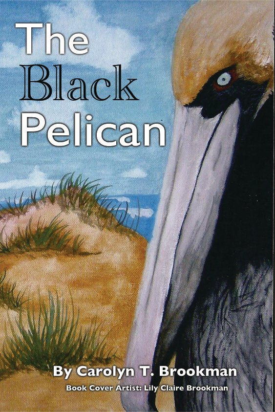 The Black Pelican by Carolyn T Brookman