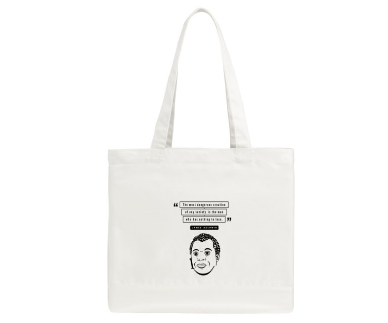 Poet Book Totes