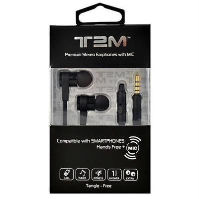 Evolv Headphones T2M Earphones