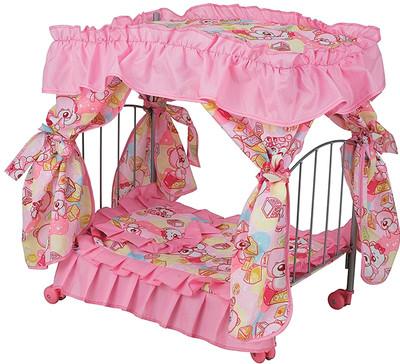 Кроватка для куклы Buggy Boom Loona Melobo 8891