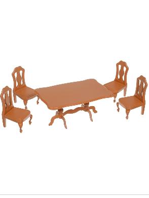 Набор мебели для столовой Happy Family Abtoys PT-00302