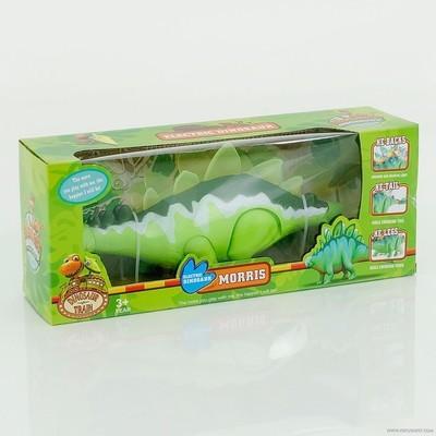 Динозавр музыкальный игрушка XZ 503 2 цвета