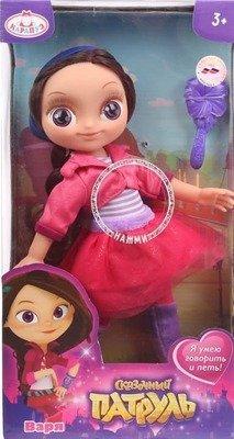 Кукла Варя Сказочный Патруль Карапуз SP0117-V-RU