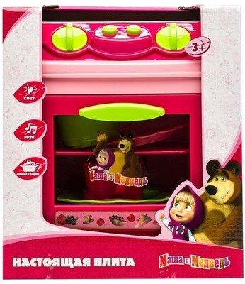 Плита Маша и Медведь Играем Вместе B1075995-R