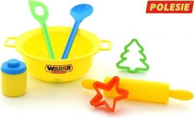 Набор детской посуды для выпечки №1 Полесье 40695